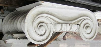 Antique Columns for Sale - OldWoodWorkshop, LLC